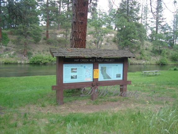 Shasta County Hat Creek Park