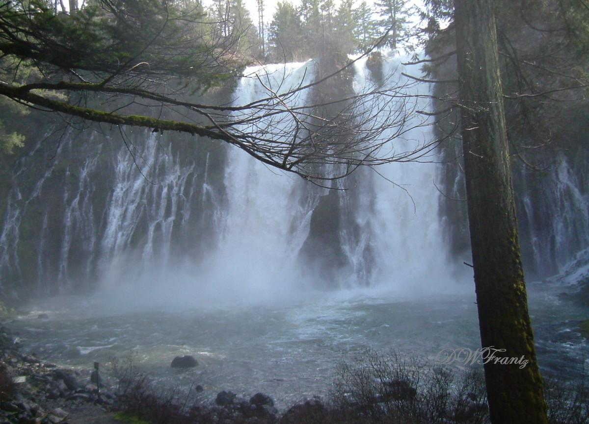 Burney Falls Review